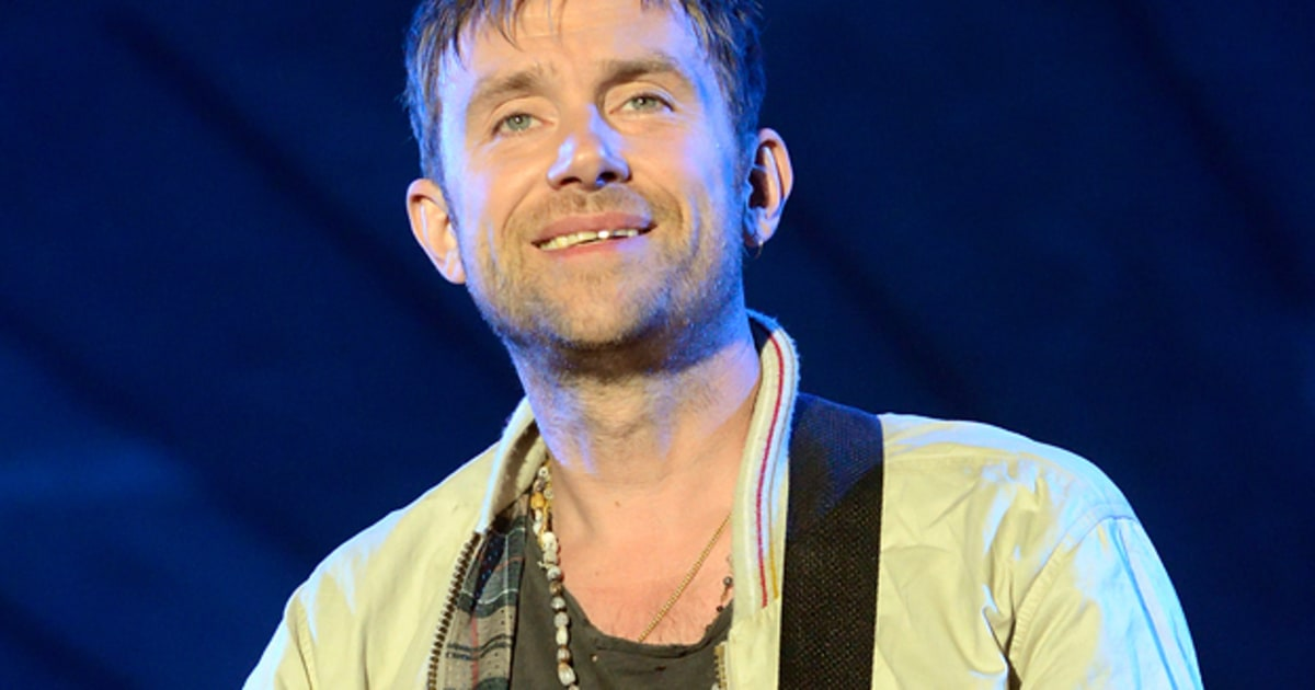 Damon albarn on blur his first ever solo album and why he for Damon albarn