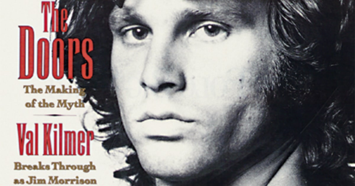 Jim Morrison   Rolling Stone Posthumous Covers   Rolling Stone