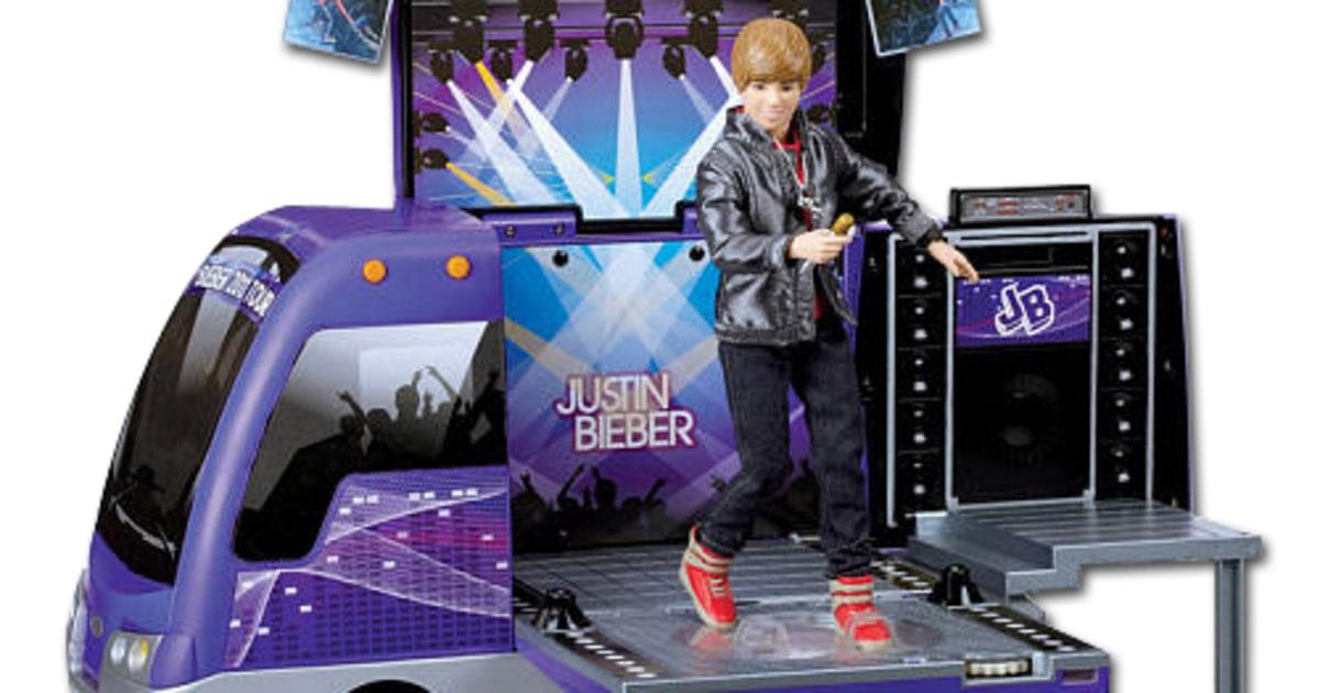 Justin Bieber Rocker Inspired Christmas Gifts Rolling