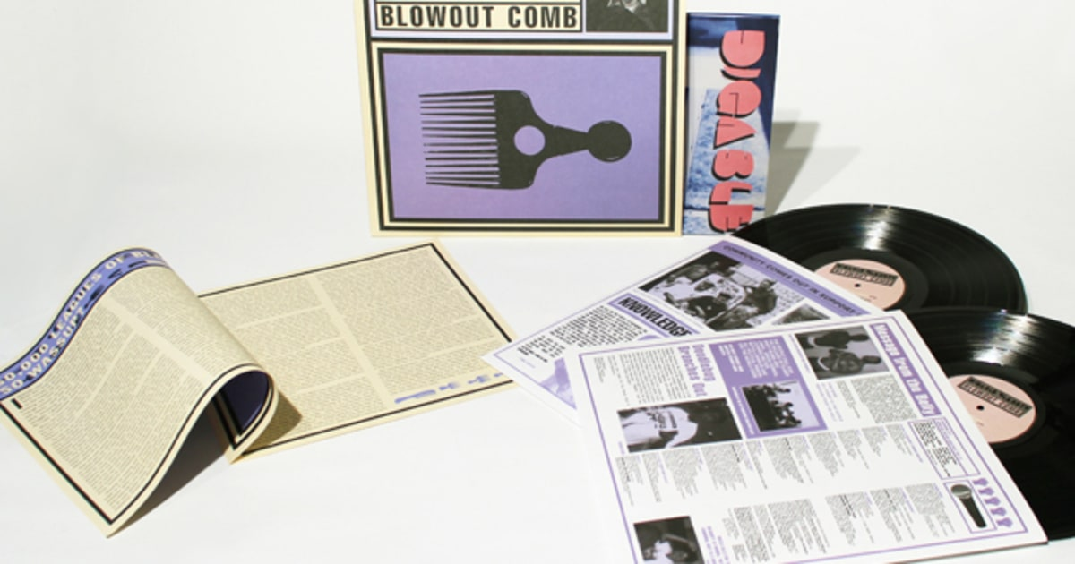 Digable Planets Reissue Blowout Comb Rolling Stone