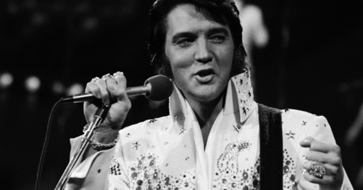 video of elvis presley 39 s last performance to be sold. Black Bedroom Furniture Sets. Home Design Ideas