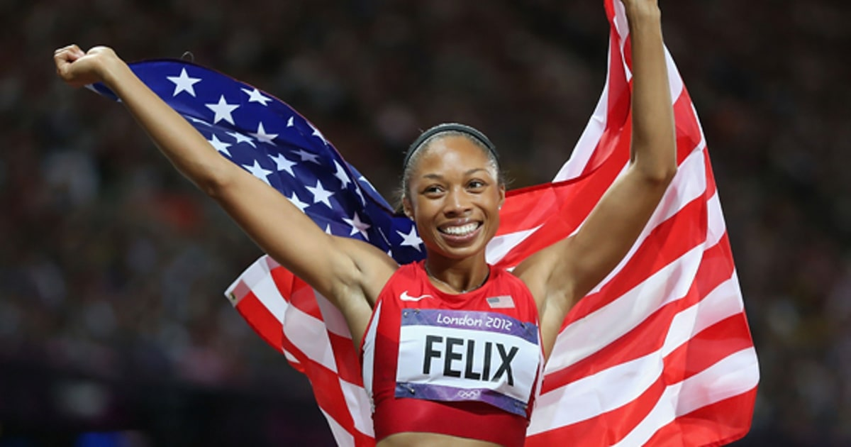 Women S 200m Sprint Team Usa S Olympic Gold Medalists