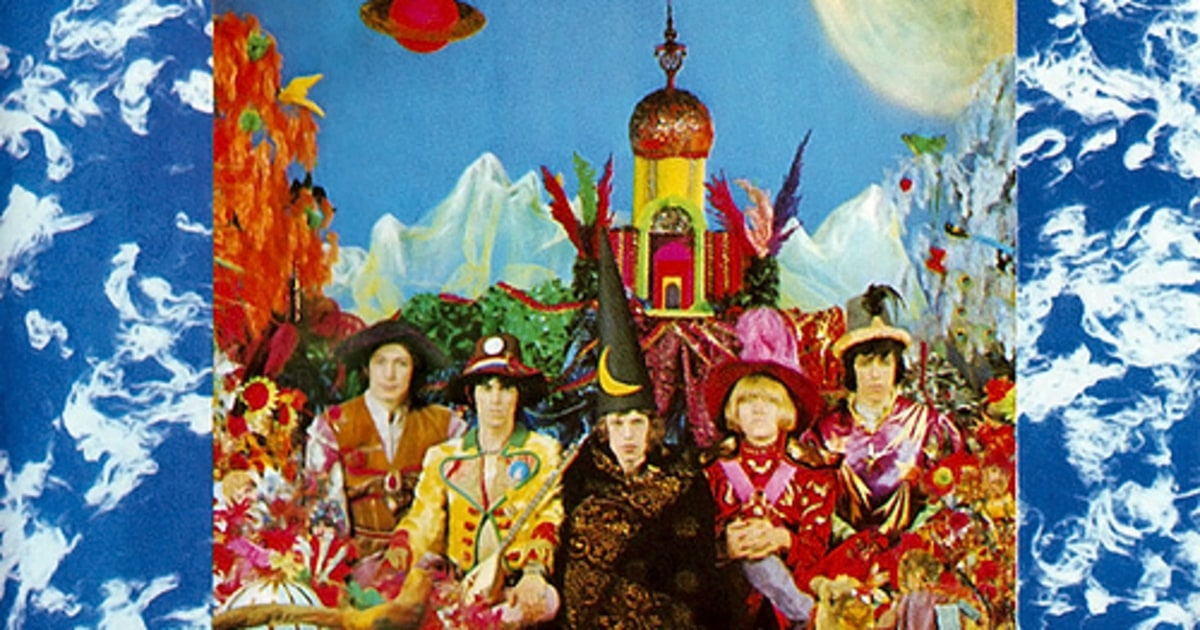 10 Their Satanic Majesties Request Readers Poll