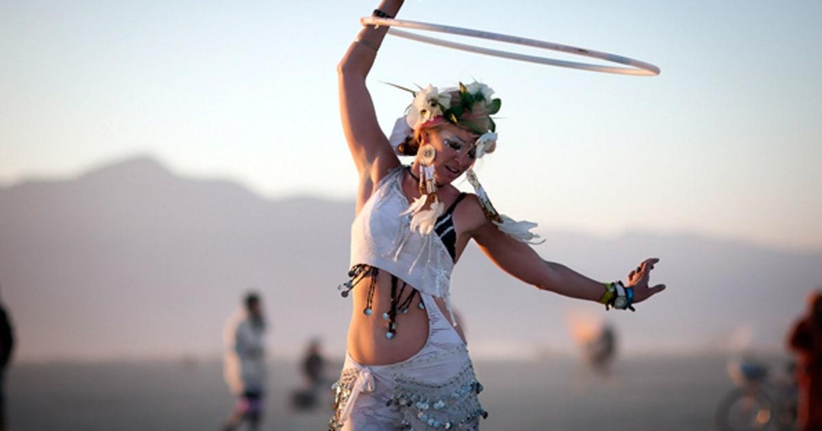 Ring Ring | Burning Man 2012 | Rolling Stone