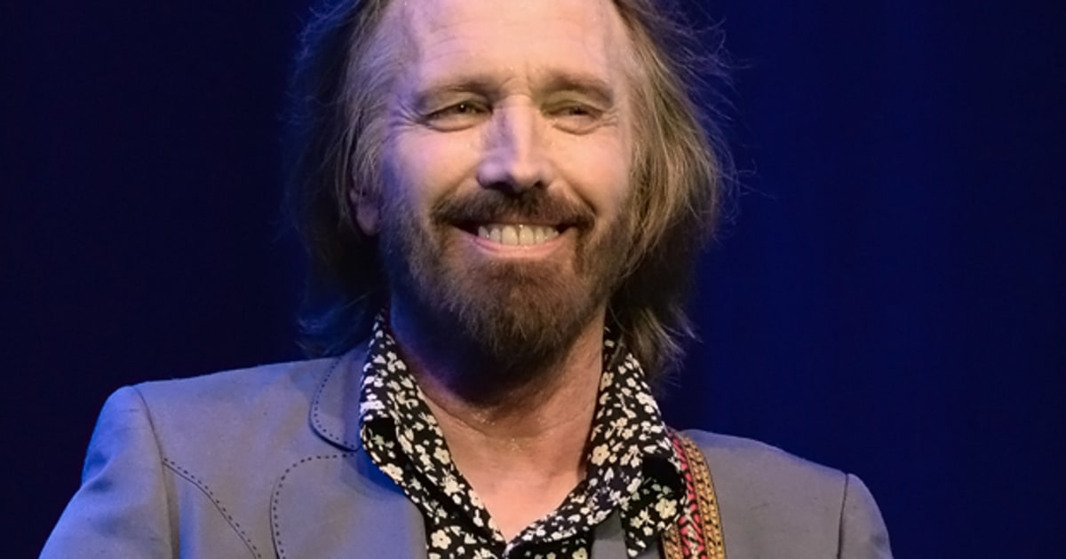 Tom Petty Finishing LP...