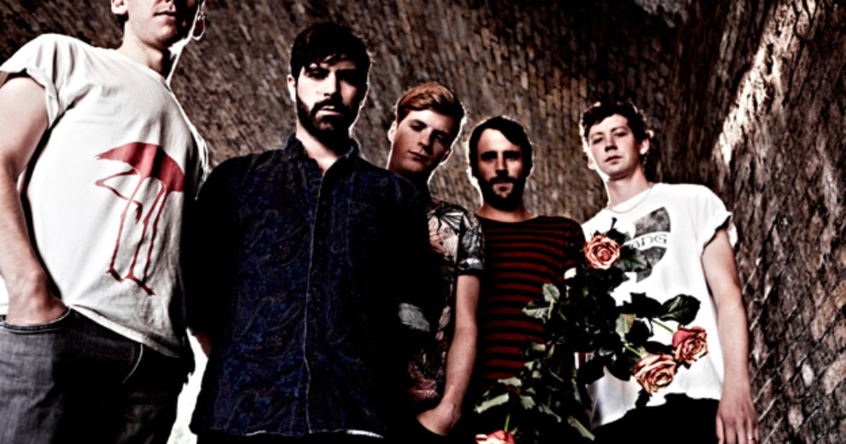 Foals Get Remix From Parachute Youth on 'My Number' – Song ...