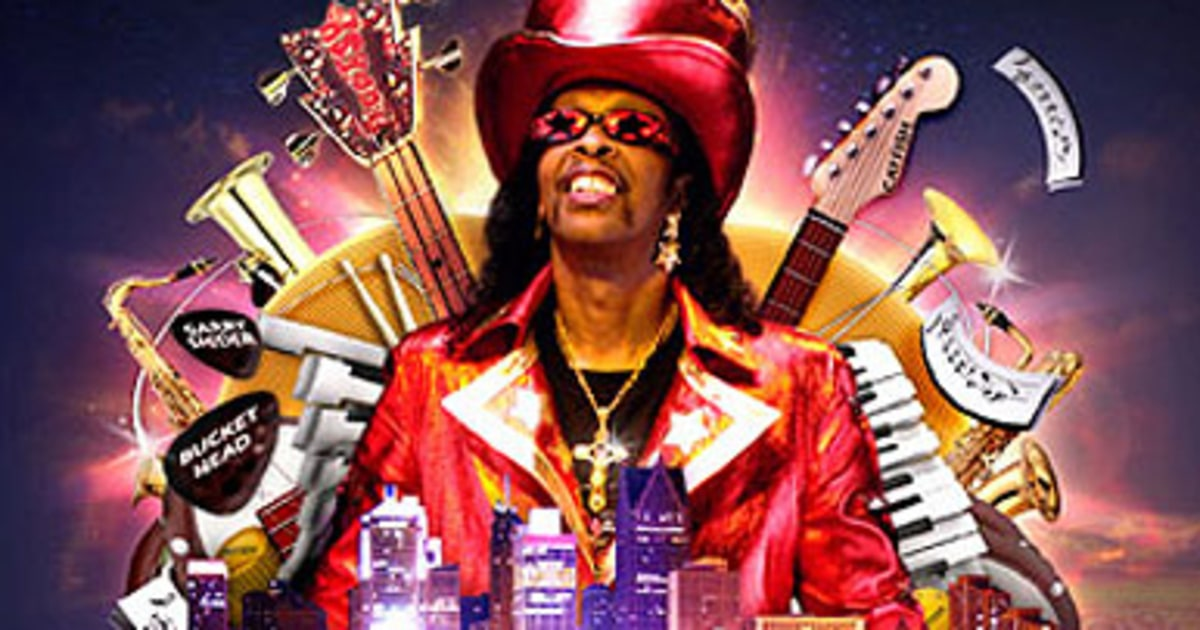 former parliament funkadelic bootsy collins to release new album tha funk capital of the. Black Bedroom Furniture Sets. Home Design Ideas
