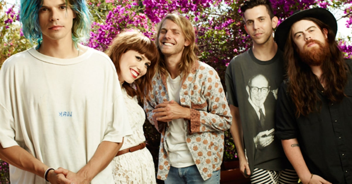 grouplove team with spotify for covers project rolling stone