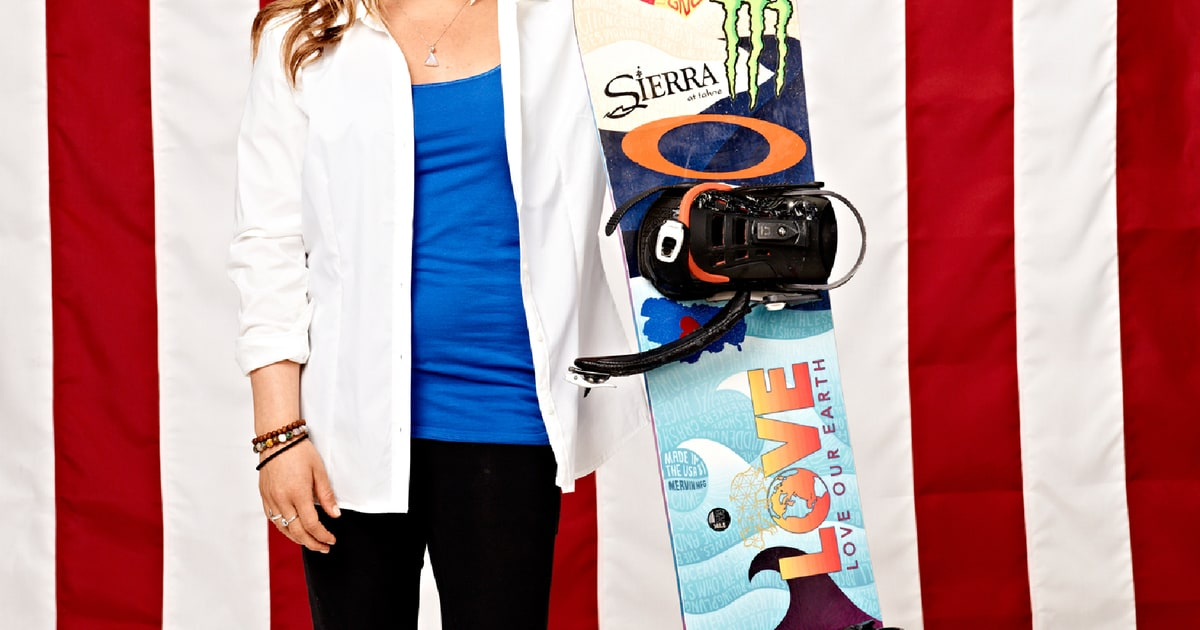 Jamie Anderson | 12 Daredevil U.S. Olympians to Watch at ...