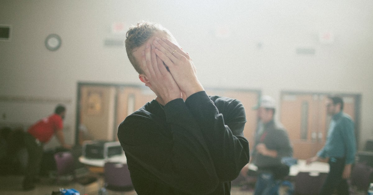 No Rest For The Weary Mug: Electric Youth: Behind Wild Cub's