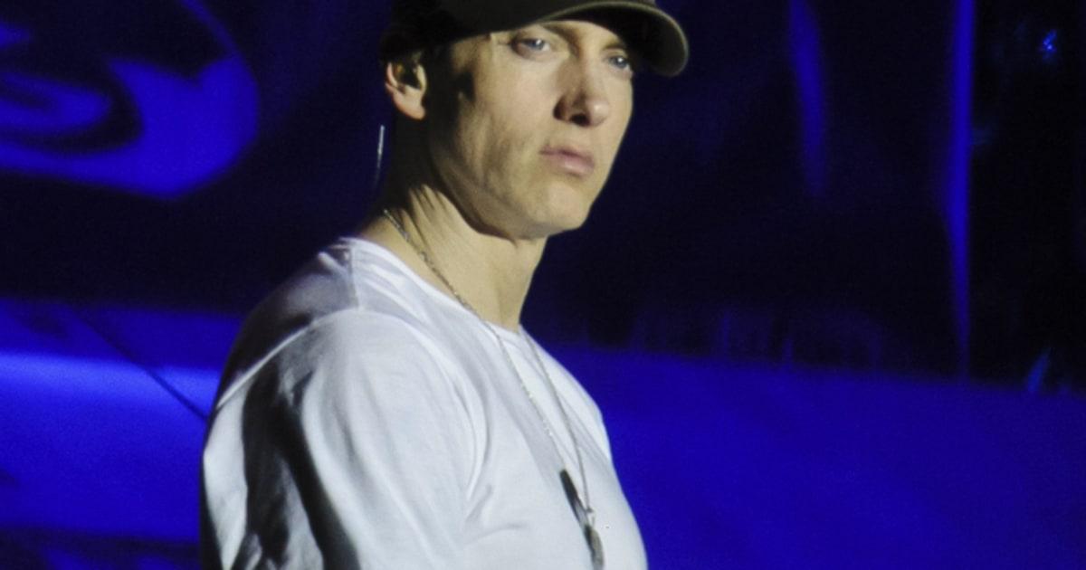 Eminem Releases 'Rap G... Taylor Swift Reputation Songs