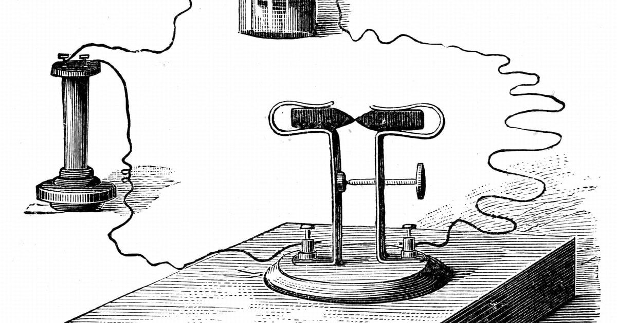 microphone  1877