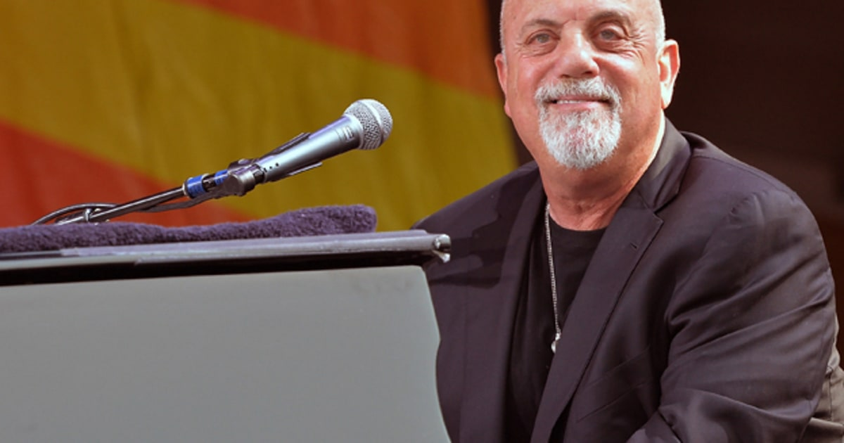 Billy Joel Live From Long Island Movie