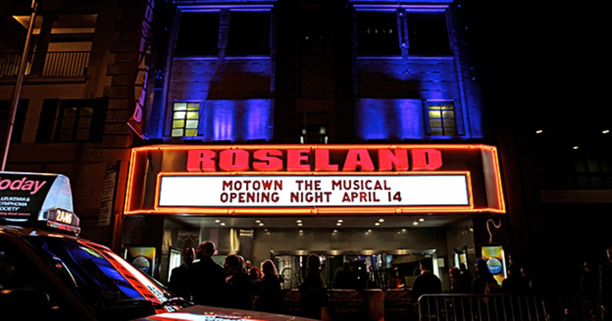 Roseland Ballroom Historic New York Venue Closing In