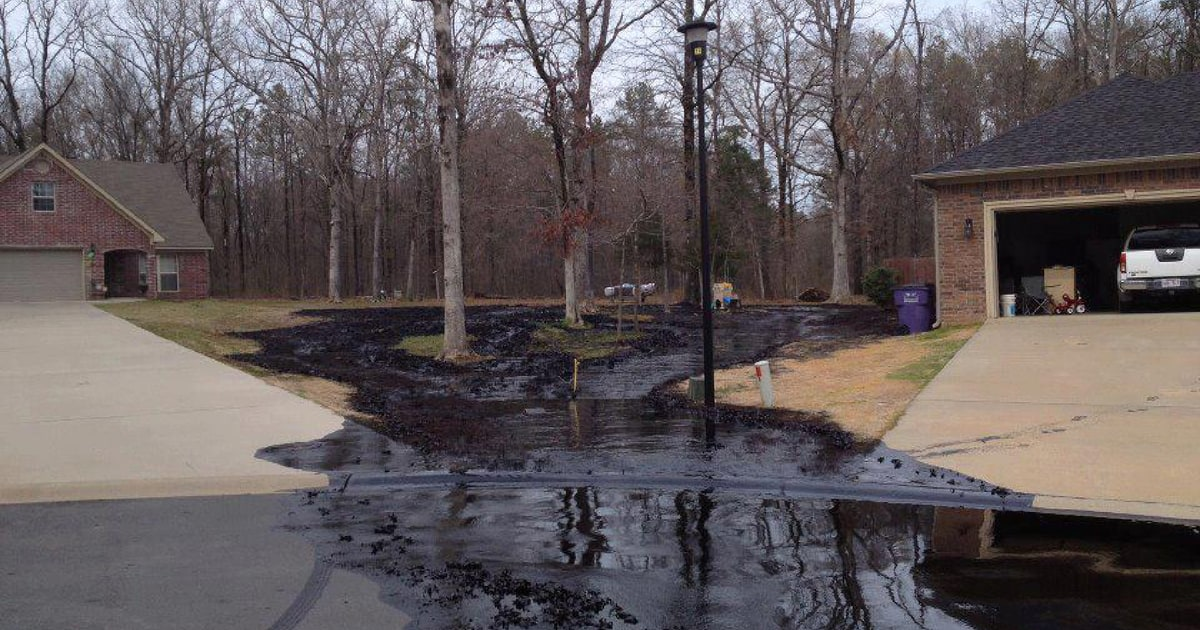 Mayflower Arkansas Oil Spill 5 Recent Underreported