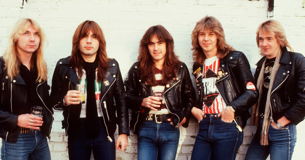 iron maiden 20 classic artists still not in the rock and roll hall of fame rolling stone. Black Bedroom Furniture Sets. Home Design Ideas