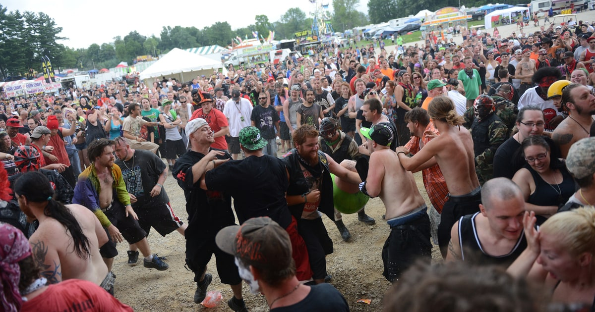 gathering of the juggalos - photo #38