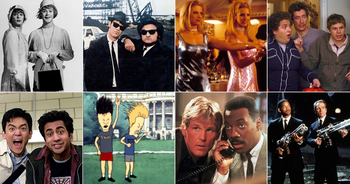 It Takes Two Top 25 Best Buddy Comedies Rolling Stone