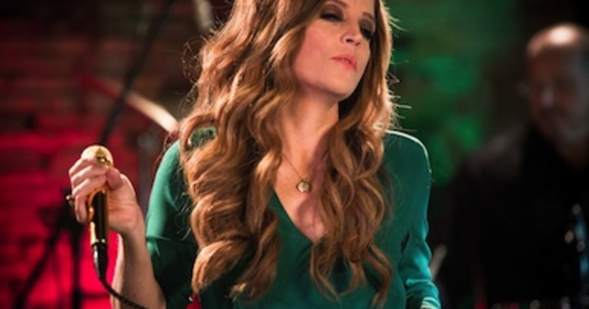 Lisa Marie Presley Live From Graceland Rolling Stone