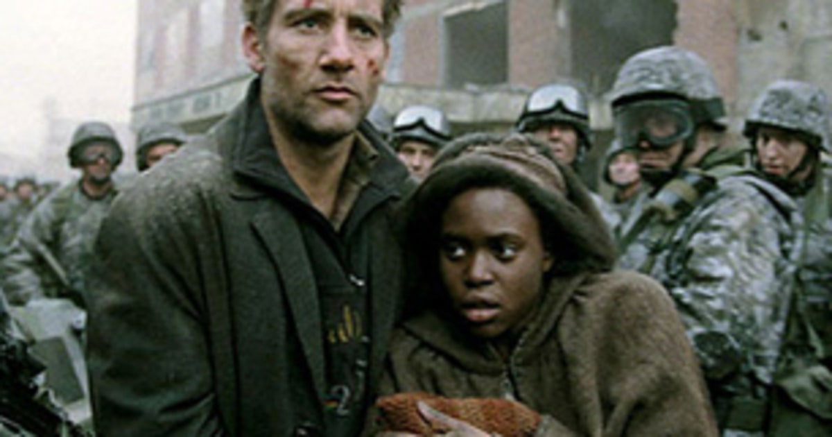 Children of Men | 10 Best Movies of the Decade | Rolling Stone