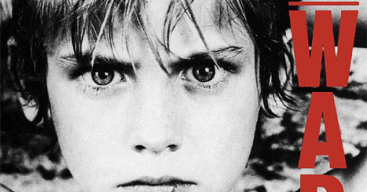 U2 War 100 Best Albums Of The Eighties Rolling Stone