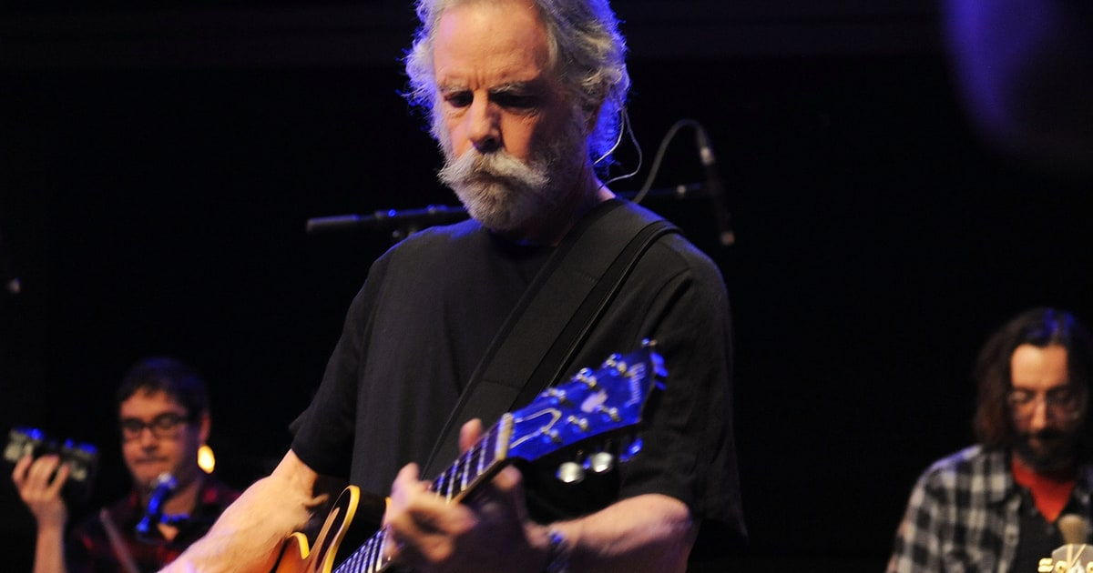 bob weir books ratdog tour for early 2014 rolling stone. Black Bedroom Furniture Sets. Home Design Ideas