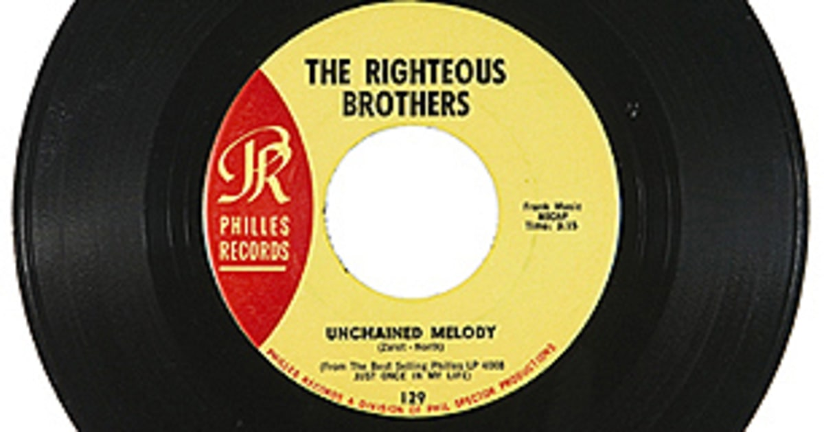 The Righteous Brothers, 'Unchained Melody' | 500 Greatest