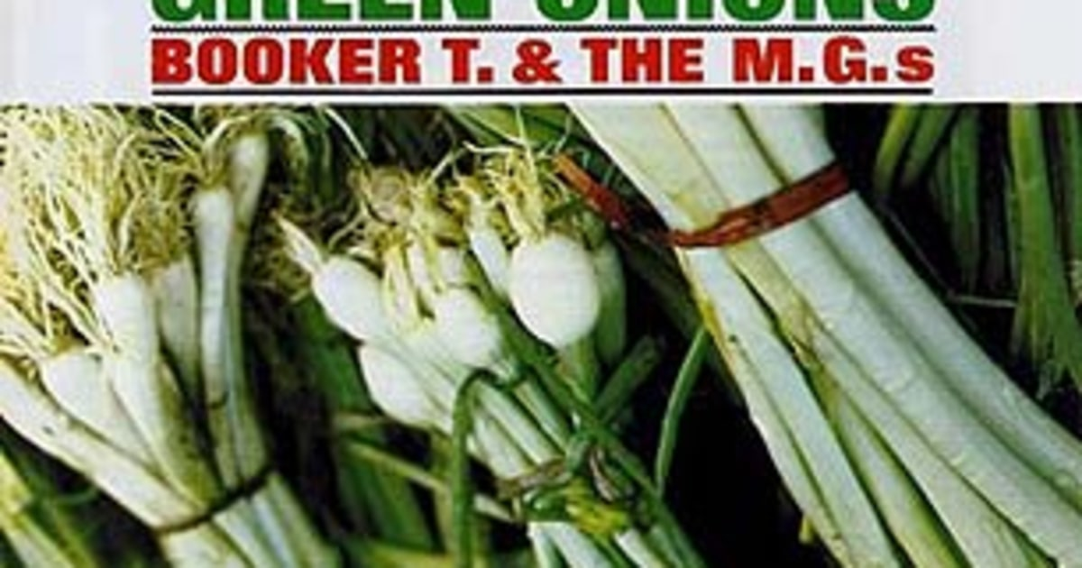 Booker T. and the MG's...