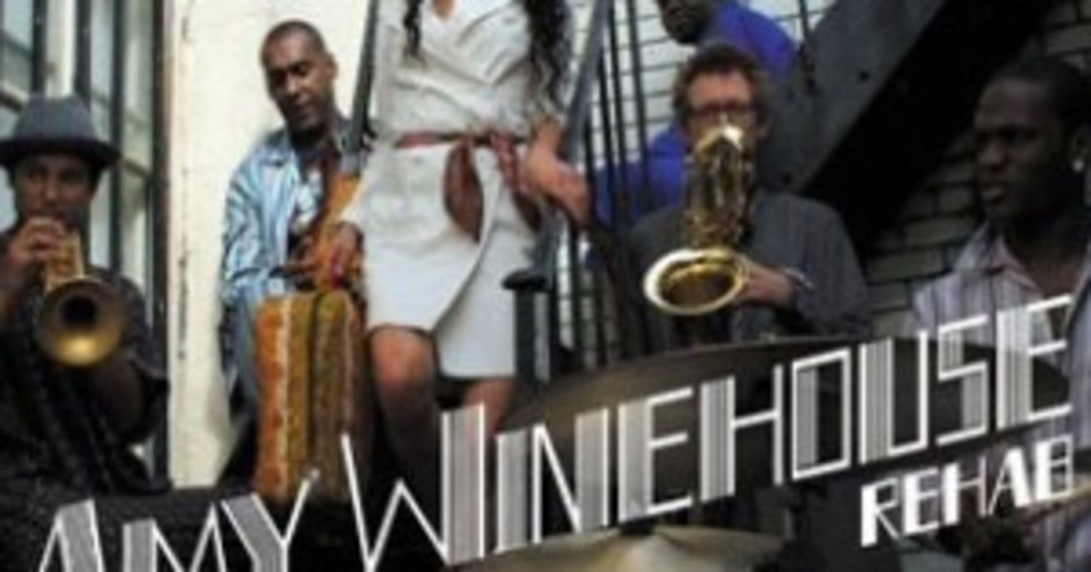 Amy winehouse 39 rehab 39 500 greatest songs of all time for Greatest house songs of all time