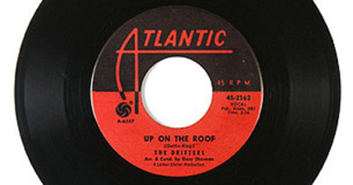 The Drifters Up On The Roof 500 Greatest Songs Of All