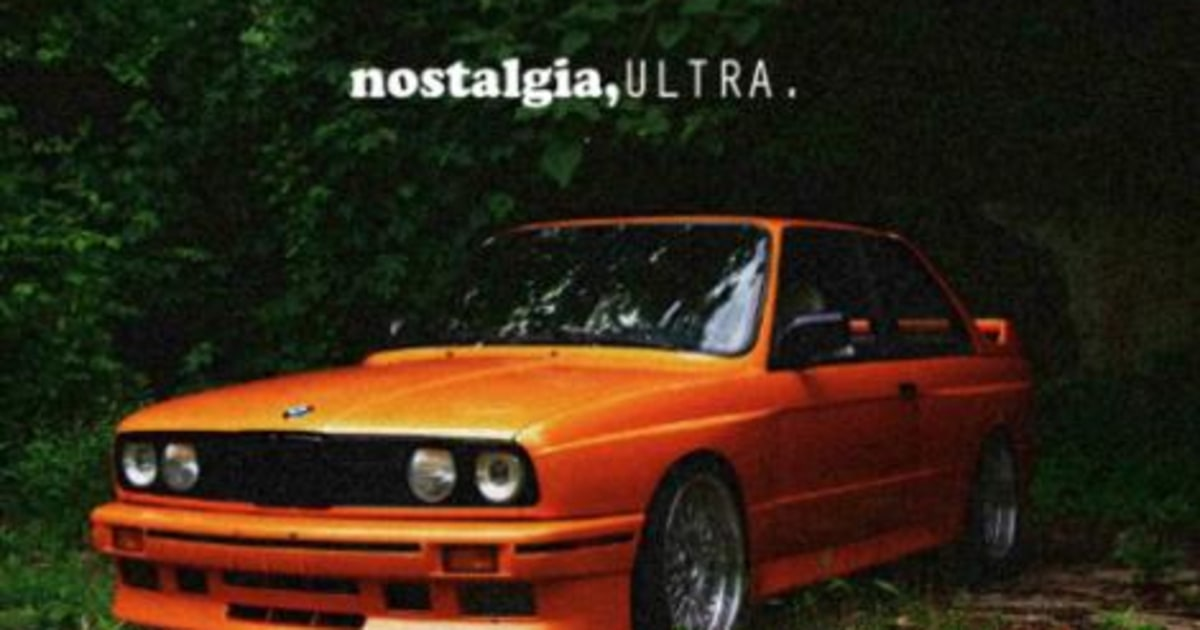 Frank Ocean Nostalgia Ultra 50 Best Albums Of 2011