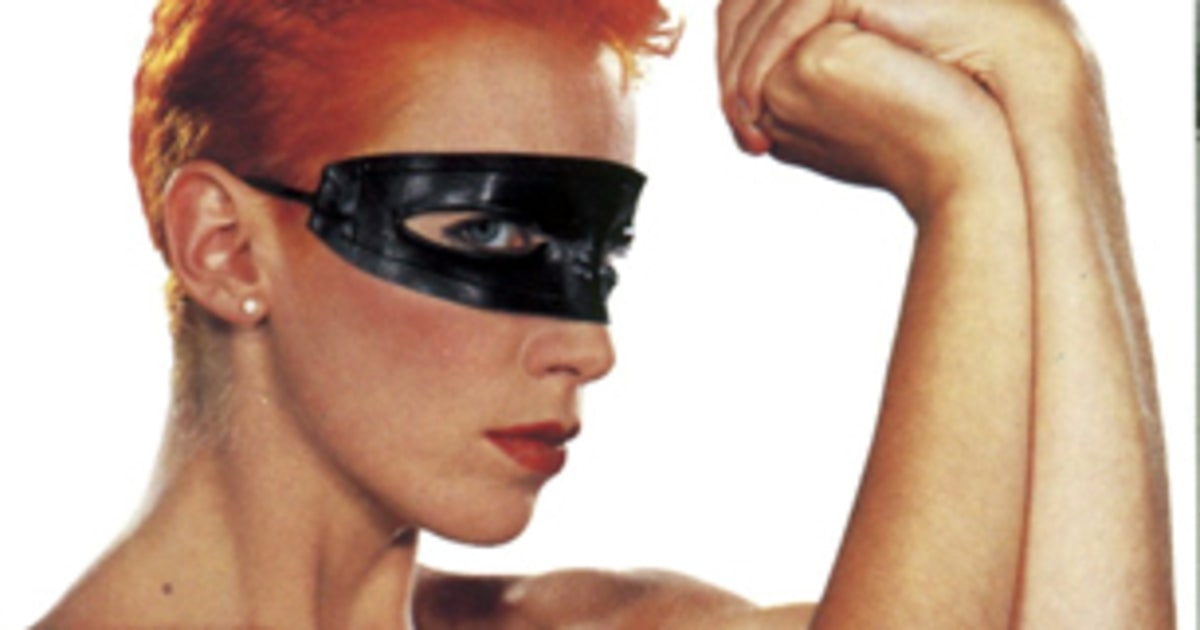 Eurythmics Touch 500 Greatest Albums Of All Time