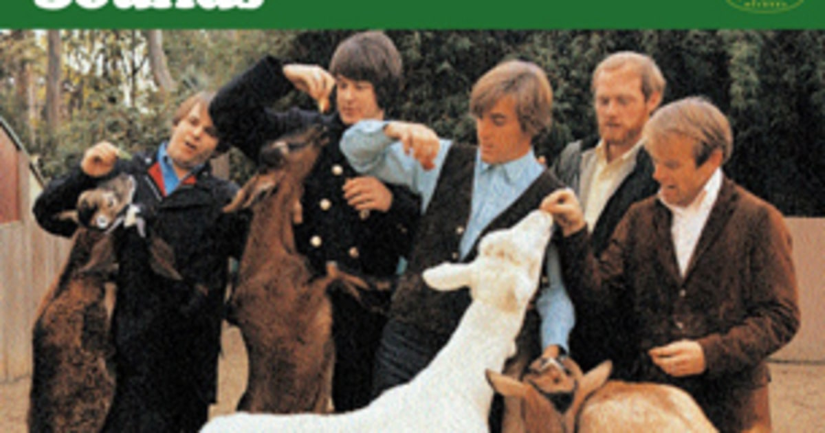 The Beach Boys Pet Sounds 500 Greatest Albums Of All