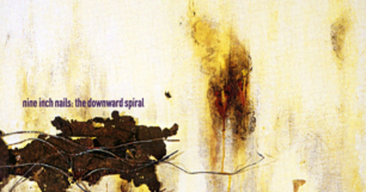 Nine Inch Nails, \'The Downward Spiral\' | 500 Greatest Albums of All ...