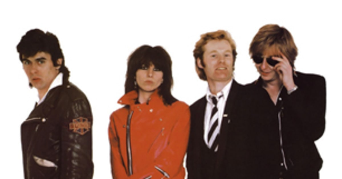 Pretenders 100 Best Debut Albums Of All Time Rolling