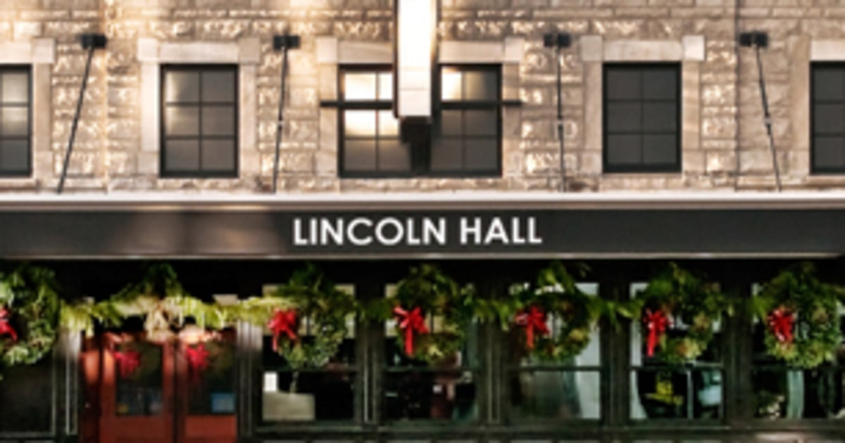 Lincoln Hall In Chicago The Best Clubs In America