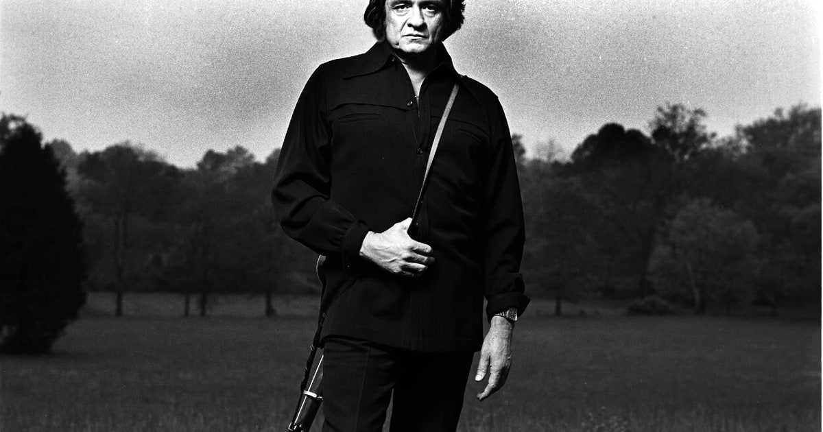 Johnny Cash's Lost Song 'She Used To Love Me A Lot