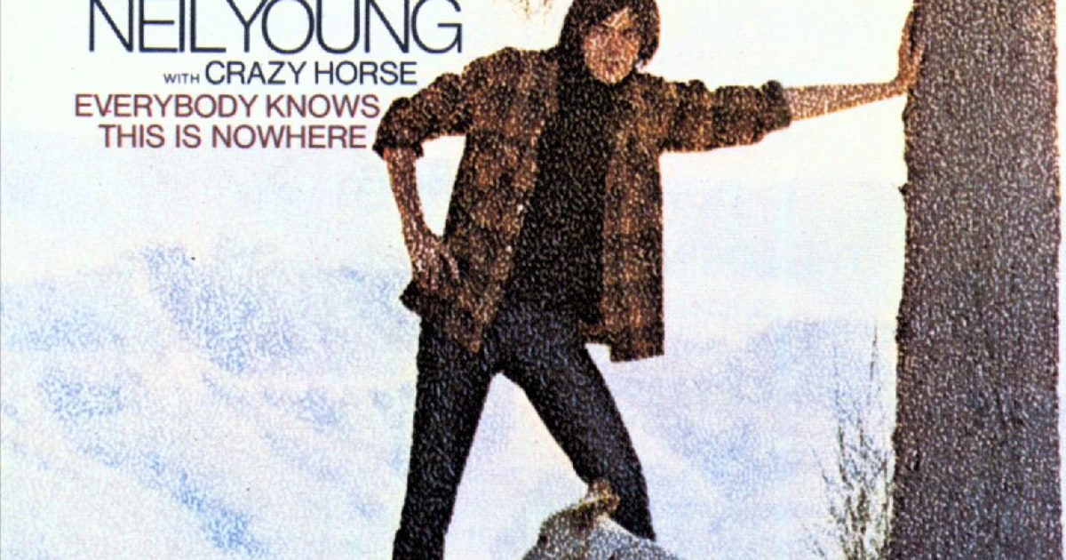 Neil Young Everybody Knows This Is Nowhere 1969 20