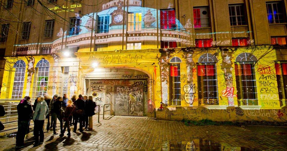bunker kunst berlin