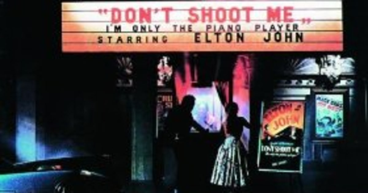 Don't Shoot Me I'm Only The Piano Player - Rolling Stone