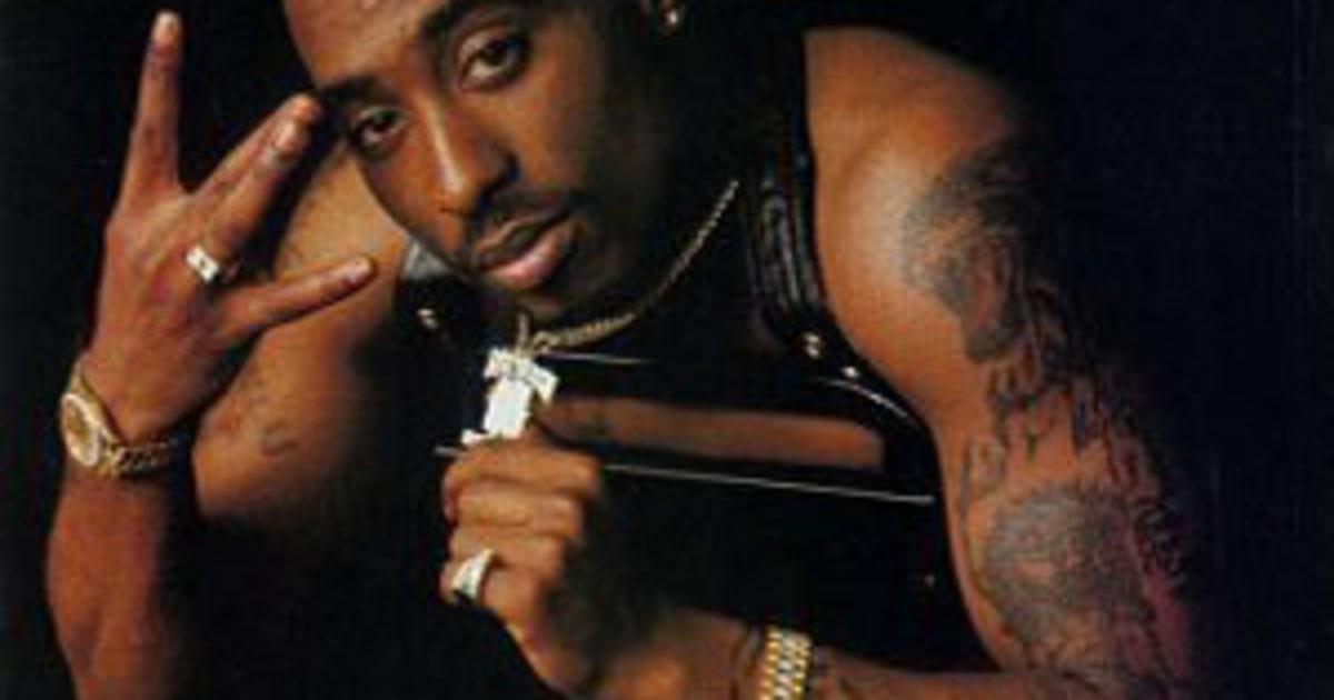 Tupac Shakur dies
