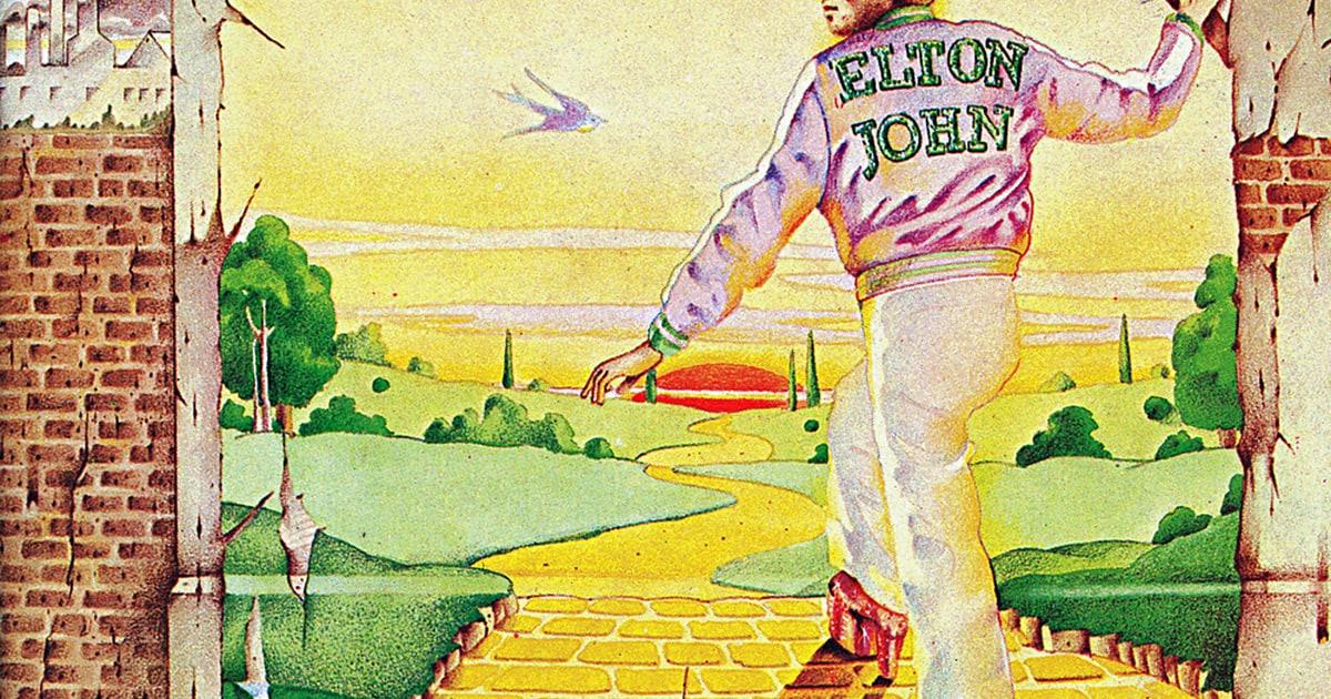 Elton John and Bernie Taupin Look Back At 'Goodbye Yellow Brick ...