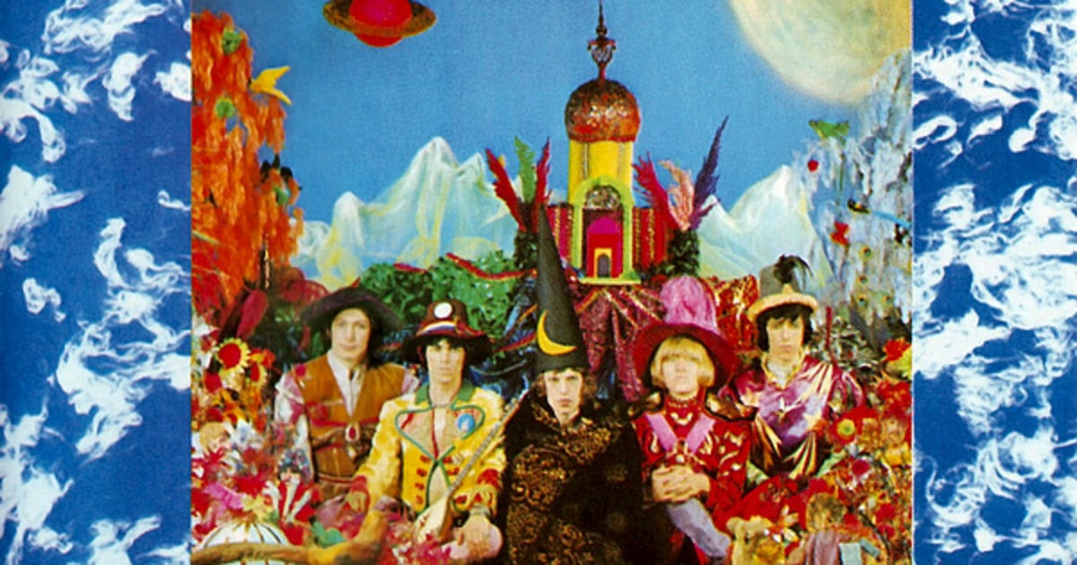 Their Satanic Majesties Request Rolling Stone