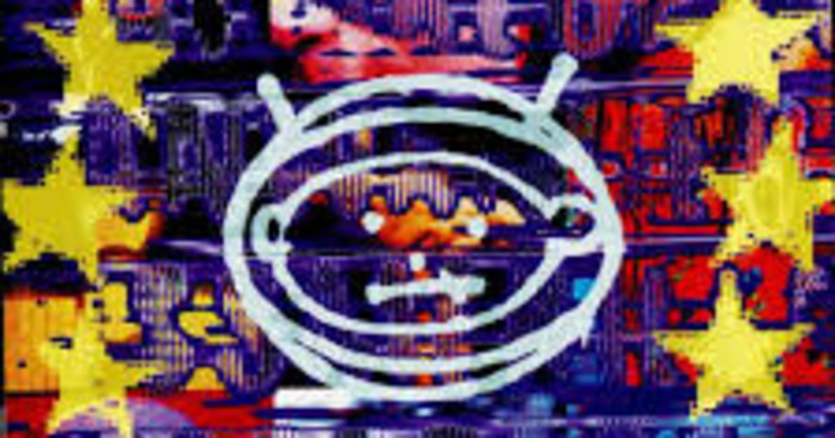 Album Review U2 Zooropa Rolling Stone