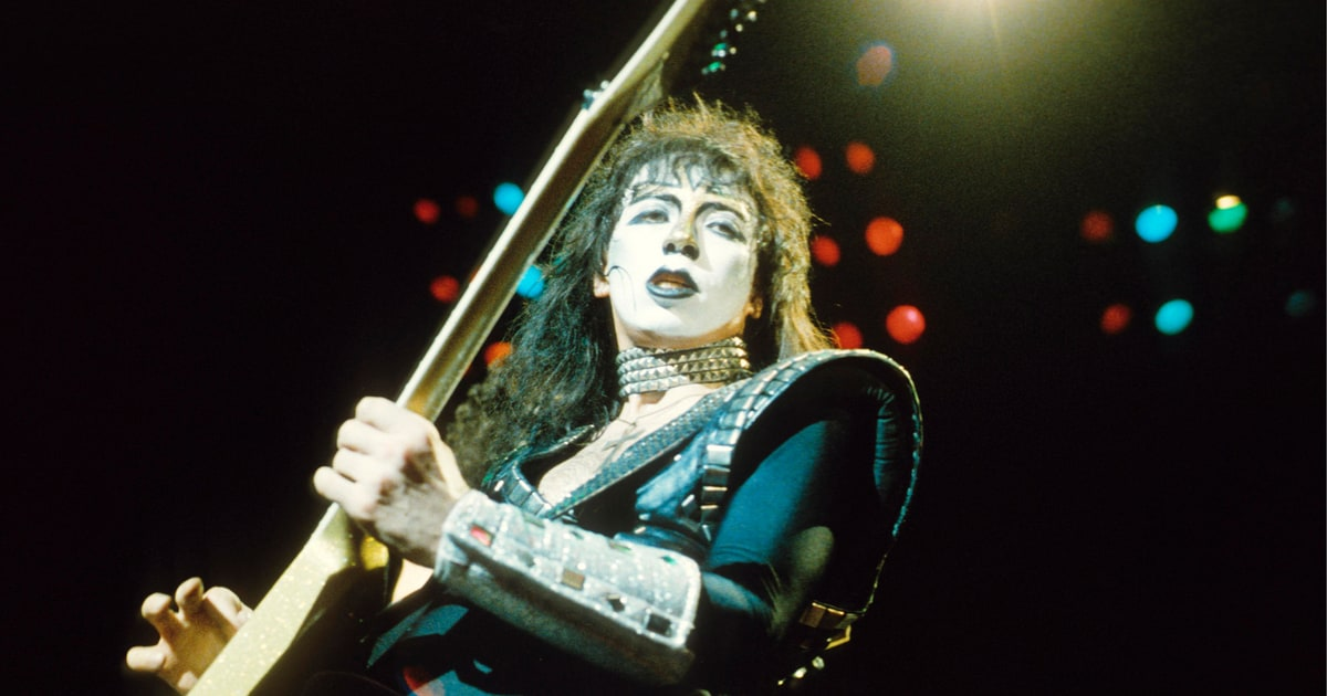 Kiss What Happened To Guitarist Vinnie Vincent Rolling