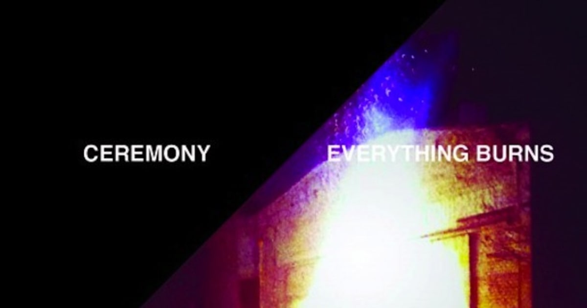 """Everything Burns"" - Rolling Stone"