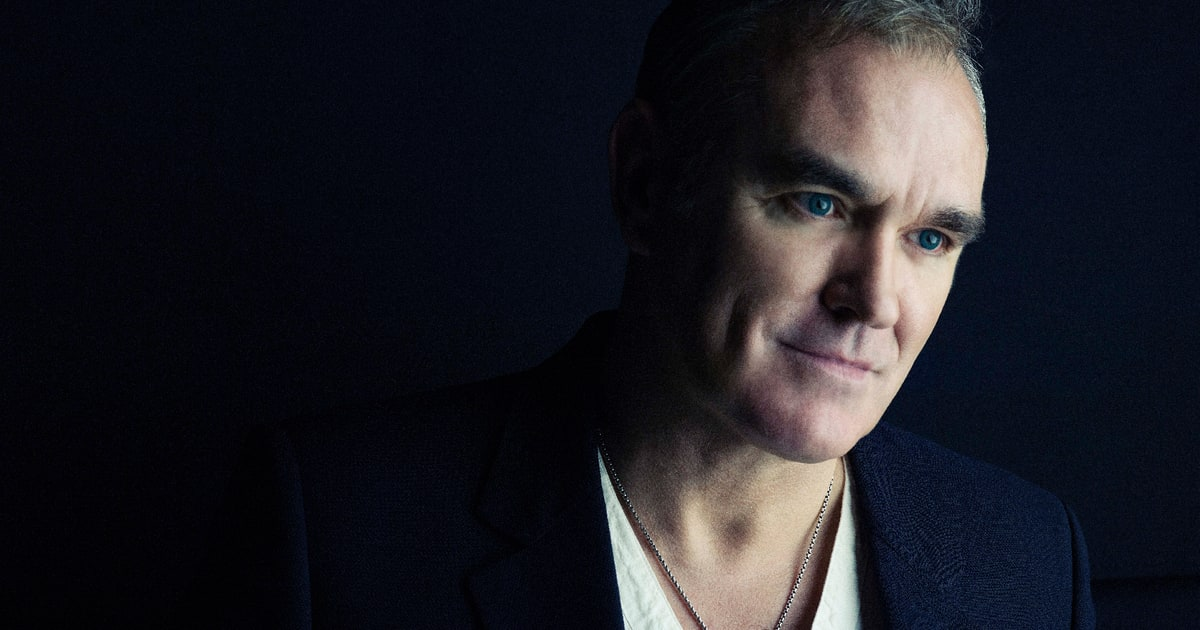See Morrissey's Spoken-Word Reading Of New Track 'Istanbul