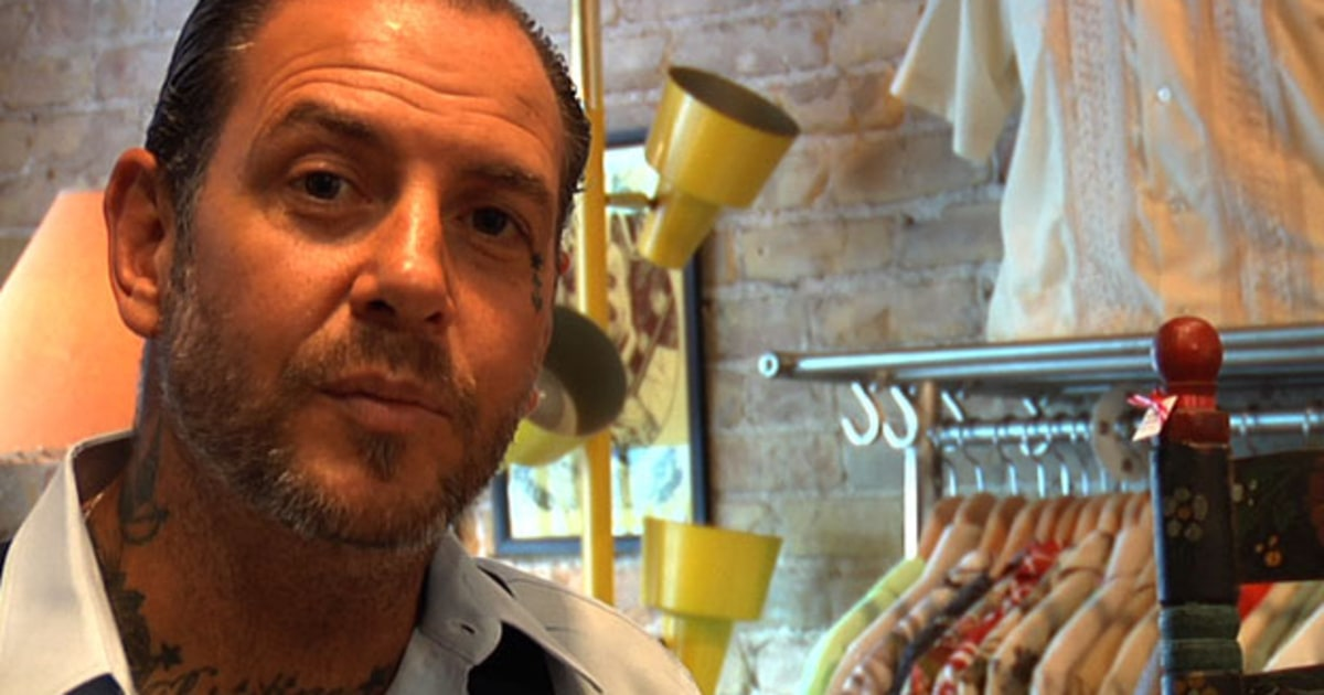 Mike Ness Of Social Distortion Goes Antiquing Talks