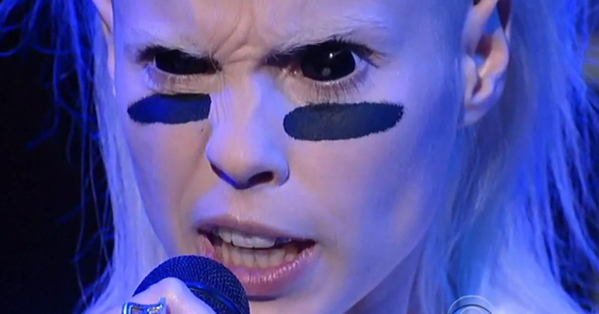 Die Antwoord 'I Fink U Freeky' on 'Letterman' - Rolling Stone