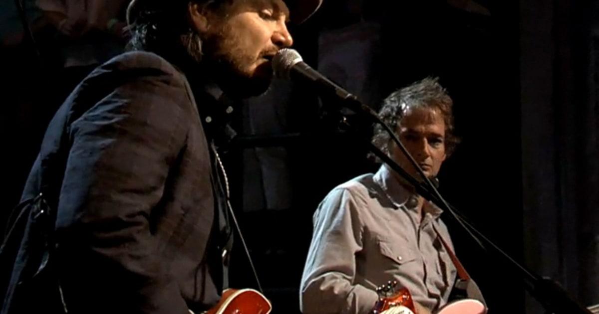 Wilco Bring Laminated Cat To Fallon Rolling Stone